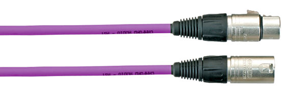 CANFORD CABLE 3FXX-3MXX-HST-2m, Violet