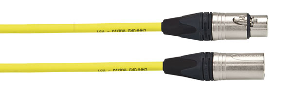 CANFORD CABLE 3FXX-3MXX-HST-20m, Yellow