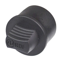 NEUTRIK NDF DUMMY PLUG, XLR female