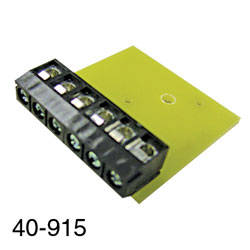 NEUTRIK PCB-MOUNT-4+5-XLR XLR SCREW TERMINAL ADAPTER For D-series 4 and 5 pin types