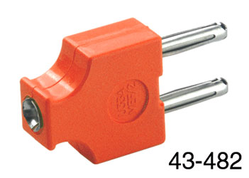 4.1mm U-LINK Red, with test access