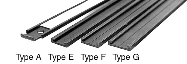 CANFORD DESIGNATION STRIP F (1.4m x 13.0mm)