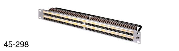 neutrik xpm 96ss bantam jackfield 2 row 48 neutrik jacks. Black Bedroom Furniture Sets. Home Design Ideas