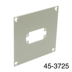 CANFORD UNIVERSAL MODULAR CONNECTION PLATE 1x EDAC20, grey