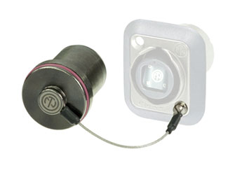 NEUTRIK SCNO-FDW-A OPTICALCON ADVANCED PANEL SOCKET METAL SEALING COVER