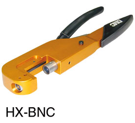NEUTRIK HX-BNC CRIMP TOOL (without die-set)
