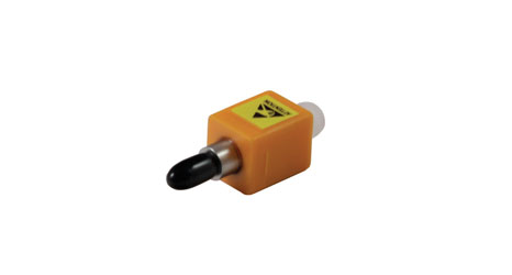 SENKO ADAPTER For Smart Power Meter, 2.5mm to 1.25mm, yellow