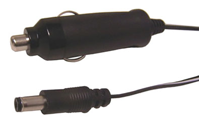 LITTLITE CP-2 6 POWER LEAD 12V Cigarette plug to 2.1mm coaxial connector