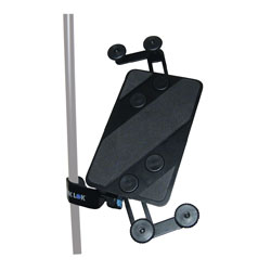 QUIK LOK QL-IPS12 TABLET HOLDER For microphone stand