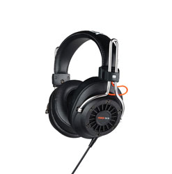 FOSTEX TR-70 (250) HEADPHONES Open back, 250 ohm, 3.5mm jack, 6.35mm adapter, detachable 3m cable