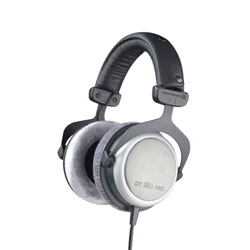 BEYERDYNAMIC DT 880 PRO HEADPHONES 250 ohms, semi-open back