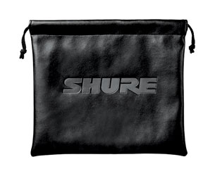 SHURE HPACP1 SPARE POUCH for SRH240, SRH440, SRH840 headphones