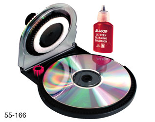 allsop cd cleaner  ALLSOP CD CLEANER