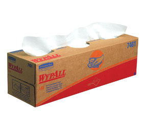WYPALL L40 WIPES POP-UP BOX (box of 100)