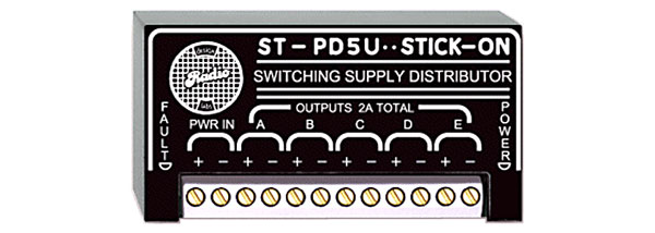 RDL ST-PD5U POWER DISTRIBUTOR For switching PS-24V3