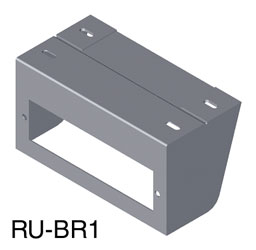 RDL RU-BR1 MOUNTING BRACKET For 1x Rack-Up module