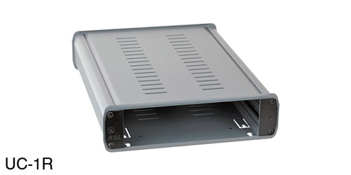 RDL UC-1R ENCLOSURE CASE For 2x Rack-Up modules