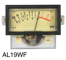 SIFAM AUDIO LEVEL METER AL19WF