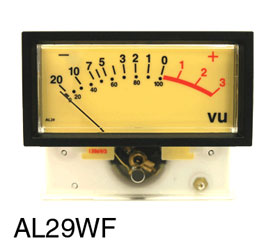 SIFAM AUDIO LEVEL METER AL29WF