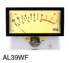 SIFAM AUDIO LEVEL METER AL39WF