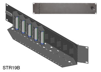 RDL STR-19B RACKMOUNT FRAME For 10x Stick-On modules