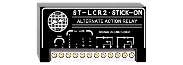 RDL ST-LCR2 LOGIC CONTROLLED RELAY Latching