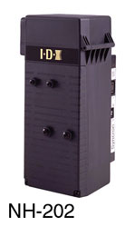 IDX NH-202 Dual NP holder with D-Tap/D-View/Sycn