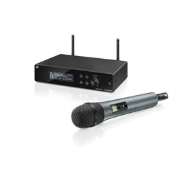 SENNHEISER XSW2-835 VOCAL SET RADIOMIC SYSTEM Handheld, 606-630MHz, channel 38 ready