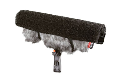 RYCOTE 214113 DUCK RAINCOVER 3 For WS3 or small Super-shield microphone windshield