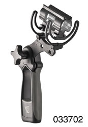 RYCOTE 033702 INVISION SOFTIE LYRE MOUNT For microphones 19-34mm in diameter, with pistol grip