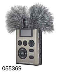 RYCOTE 055369 MINI WINDJAMMER WINDSHIELD For Marantz PMD620 portable recorder