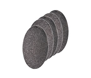 RYCOTE 045004 INVISION SPARE FOAM FILTERS For Invision pop-filter (pack of 5)
