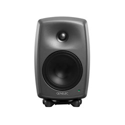 GENELEC 8030B LOUDSPEAKER Active, 2-way, 40/40W, studio, dark grey, (pair)