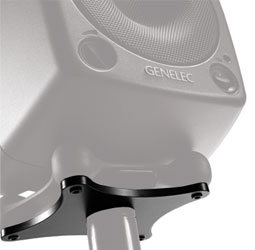 GENELEC 8030-408 ADAPTER PLATE Fits 8030B or 8130A to Genelec loudspeaker stand