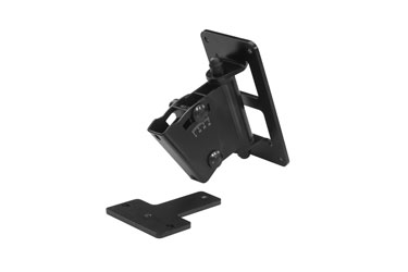 GENELEC 8000-402B LOUDSPEAKER MOUNT Wall, for some Genelec loudspeakers, adjustable, black
