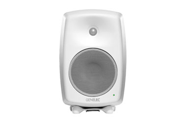 GENELEC 8040B LOUDSPEAKER Active, 2-way, 90/90W, studio, white, (pair)