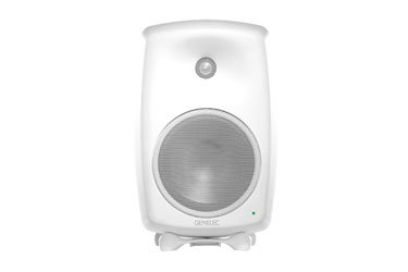 GENELEC 8050B LOUDSPEAKER Active, 2-way, 150/150W, studio, white, (pair)