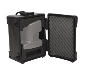 ANCHOR HC-ARMOR24-MV ROLLING CASE Hard, for MegaVox PA system
