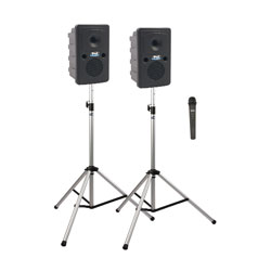 ANCHOR GO GETTER 2 GG-DP1-AIR PA SYSTEM Package with GG2-XU2, GG2-AIR, 2x SS-550, 1x radiomic TX