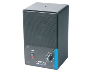 CANFORD POWERED DIECAST LOUDSPEAKER Freestanding IEC