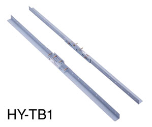 TOA HY-TB1 TILE BAR BRIDGE Transfers weight of F series ceiling loudspeaker to tile bar