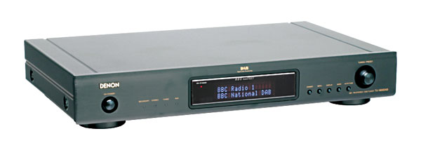 CANFORD DAB/FM BROADCAST TUNER