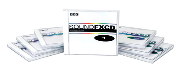 BBC SOUND EFFECTS LIBRARY DISC 13 Industry