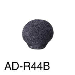 SONY AD-R44B WINDSHIELD For ECM-44 series microphones, urethane, black