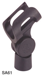 AKG SA 61 MICROPHONE CLAMP For D 310/321/3700/3800/3900, C522/535/3000/5900