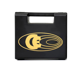 COLES CARRYING CASE For 4104/4115 microphone
