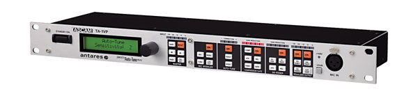 TASCAM TA-1VP VOCAL PROCESSOR 1U rackmount