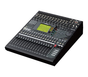 YAMAHA 01V96i MIXER Digital, 36-channel, 16+1 faders, 10 mic/line inputs, 4 stereo line inputs