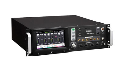 YAMAHA TF-RACK MIXER Digital, 40-channel, 16 mic/line inputs, 16 outputs, rackmount, 3U