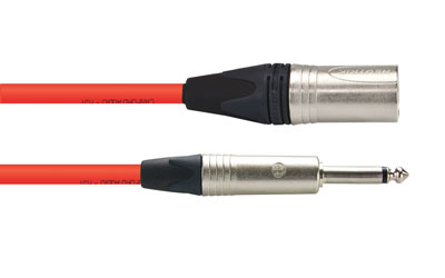 CANFORD CABLE 3MXX-NP2X-HST-5m, Red